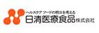 日清医療食品株式会社のロゴ