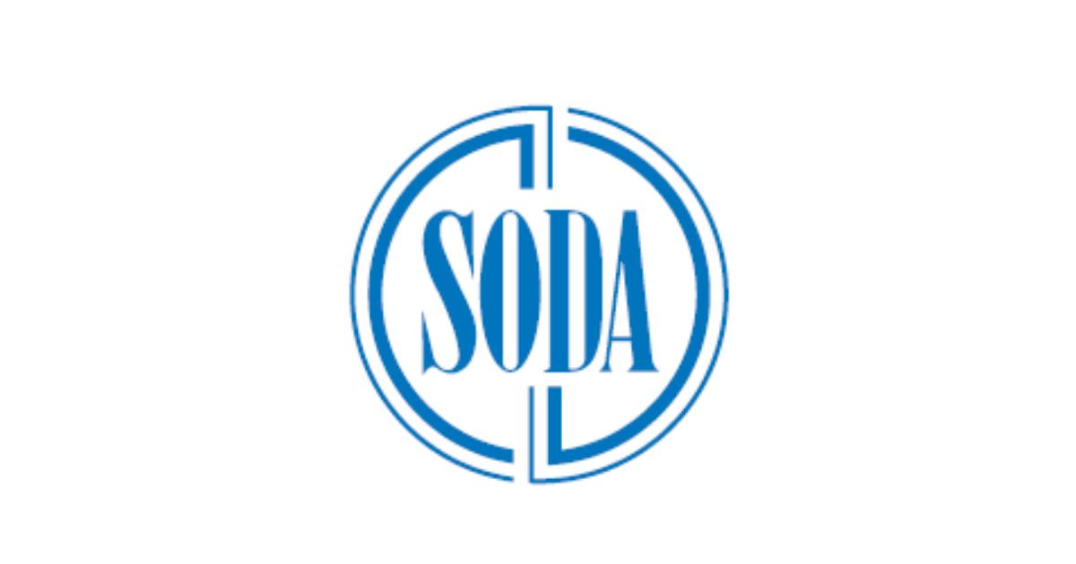ソーダニッカ株式会社のロゴ