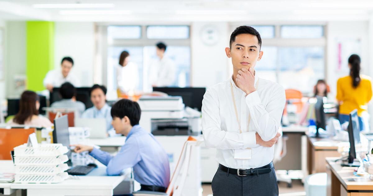 業務の属人化が起こる原因