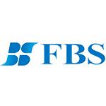 株式会社FBSのロゴ