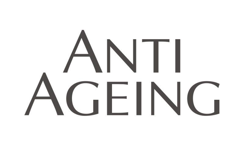アンチエイジジング株式会社のロゴ